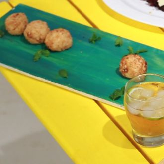Recipe of Dahi ke Kebab (My Yellow Table)