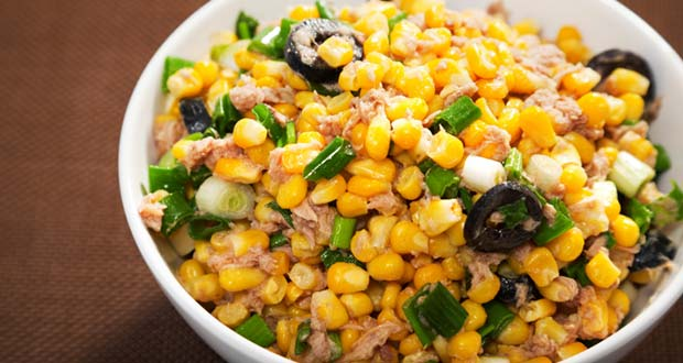 Recipe of Mixed Sprouts Corn Chaat