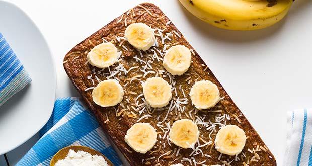 Recipe of  Banana and Chia Tea Cake