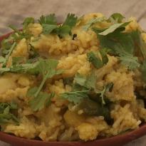 Allahabad ki Tehri (Vegetable Pulao)
