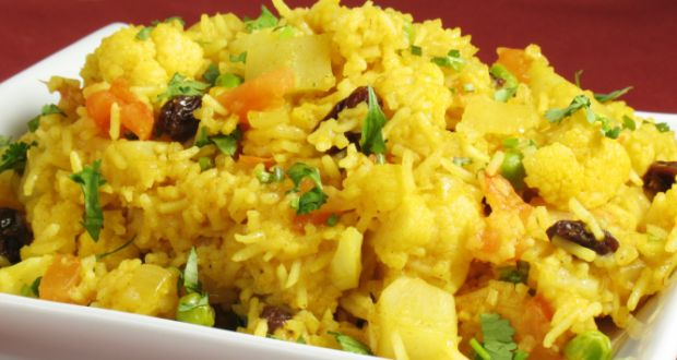 Allahabad ki tehri vegetable pulao recipe ndtv food allahabad ki tehri vegetable pulao forumfinder Gallery