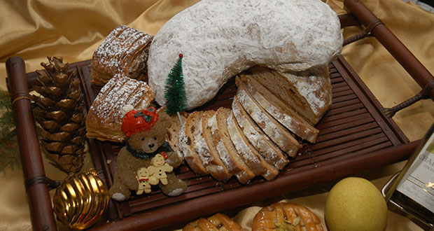 Recipe of Almond Stollen