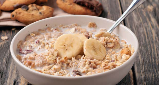Banana And Almond Porridge Recipe By Priyam Kumar Ndtv Food