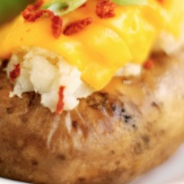 Recipe of Baked Potatoes (Without Oven)