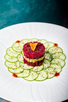 Recipe of Beetroot and Avocado Tartare