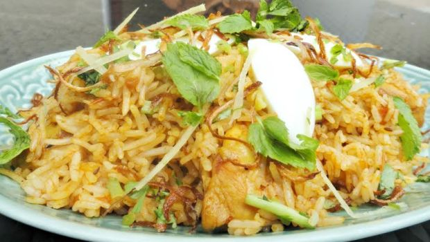 Kozhikodan Biryani Recipe By Chef Veena Arora Chef De Cuisine The Spice Route Ndtv Food