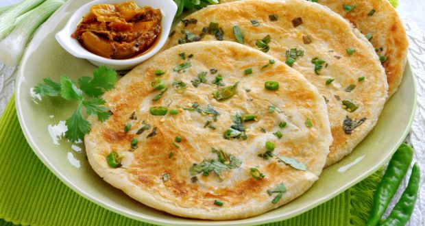Cabbage stuffed paratha recipe by ambika gujar ndtv food cabbage stuffed paratha forumfinder Image collections