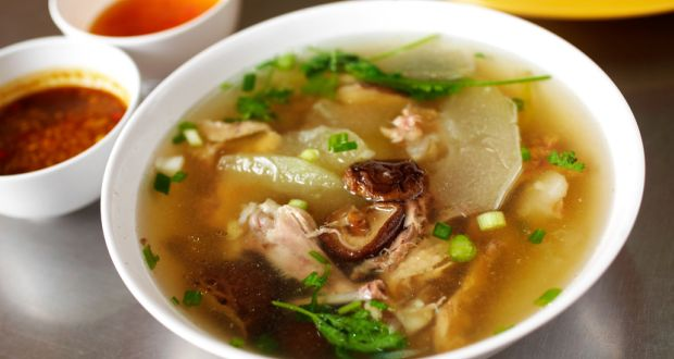 Recipe of Cantonese Chicken Soup