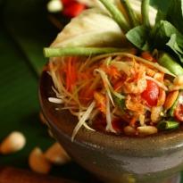 Catfish And Raw Mango Salad