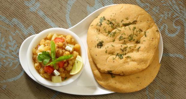 Recipe of Chana Kulcha
