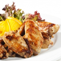 Chicken Kabi Raji