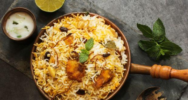 Chicken Dum Biryani Recipe By Marut Sikka Ndtv Food
