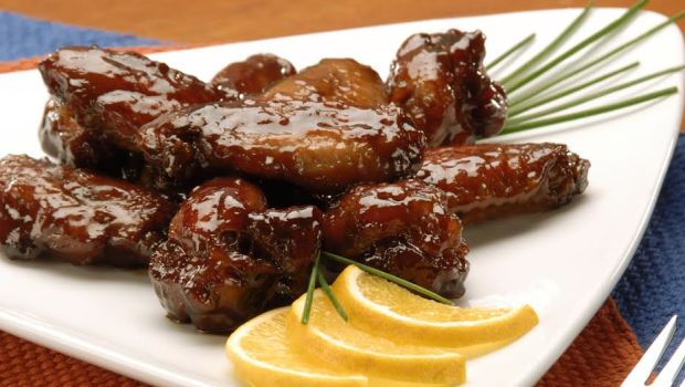chicken in barbecue sauce recipe by manju malhi ndtv food. Black Bedroom Furniture Sets. Home Design Ideas