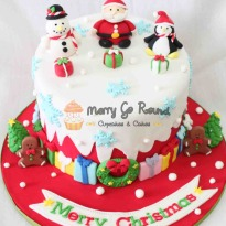 Recipe of Rich Christmas Cake