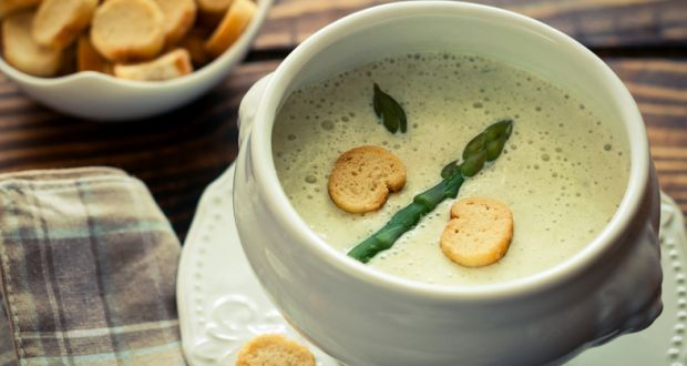 Recipe of Cream of Vegetable Soup