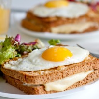 Recipe of Croque Madame
