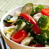 Crunchy Vegetable Stir-Fry
