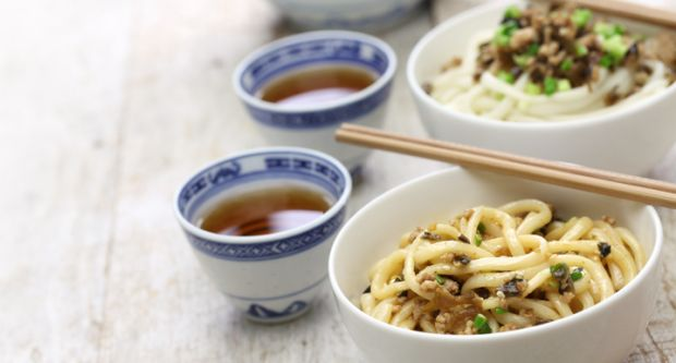 Recipe of Dan Dan Noodles