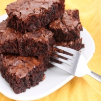 Date and Prune Brownies