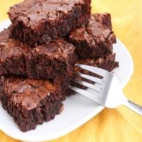 Date and Prune Brownies