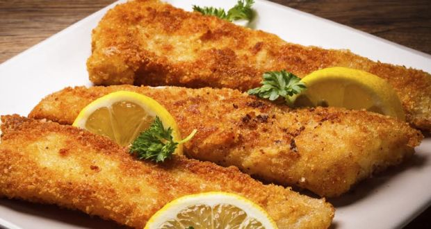 Fish fry recipe by niru gupta ndtv food for Best fish for frying