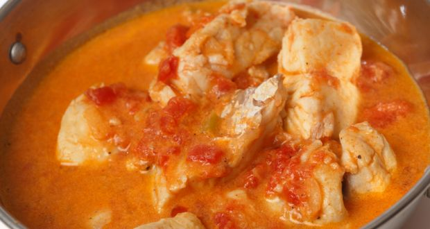 Fish Varutharacha Curry