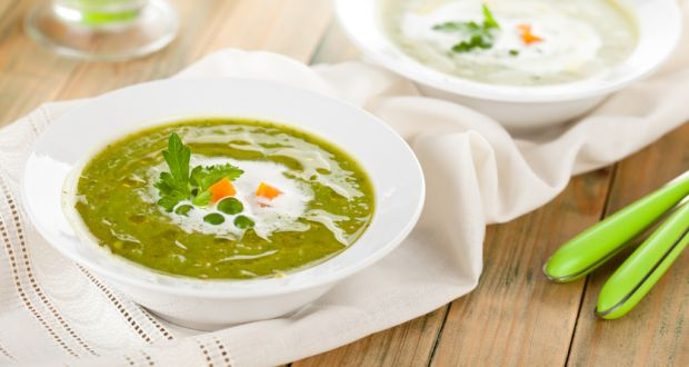 French Pea Soup
