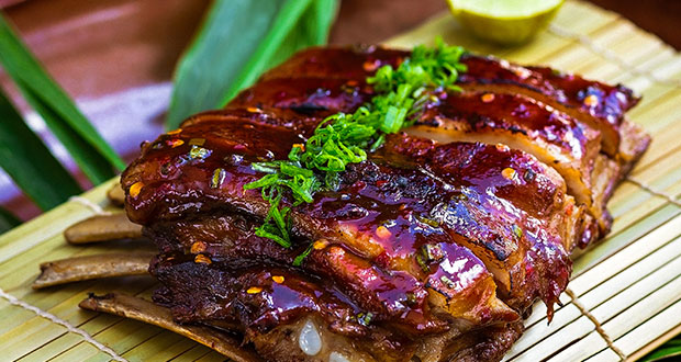Recipe of Pina Colada Pork Ribs