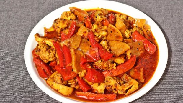 Recipe of Gobhi Shalgam ka Achaar