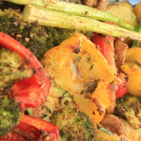 Grilled Vegetable Potpourri