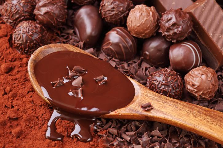 Chocolates From Cocoa