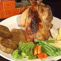 Recipe of Honey and Fennel Roast Chicken