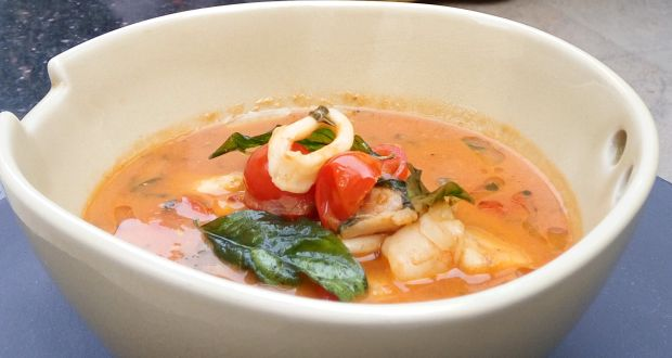 Seafood Broth