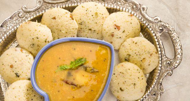 Recipe of Kanchipuram Idlis
