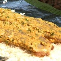Khud Style Baked Indian Basa Recipe