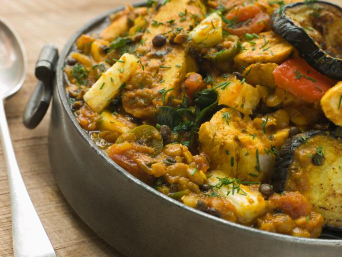 Kolhapuri Vegetables