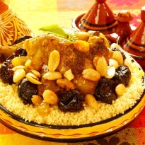 Recipe of Lamb Tagine