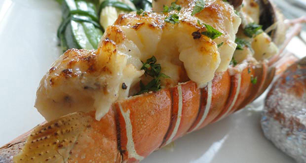Recipe of Lobster Thermidor