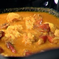 Mangalorean Prawn Curry