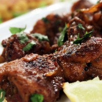 Masaledar Chicken Lollipop