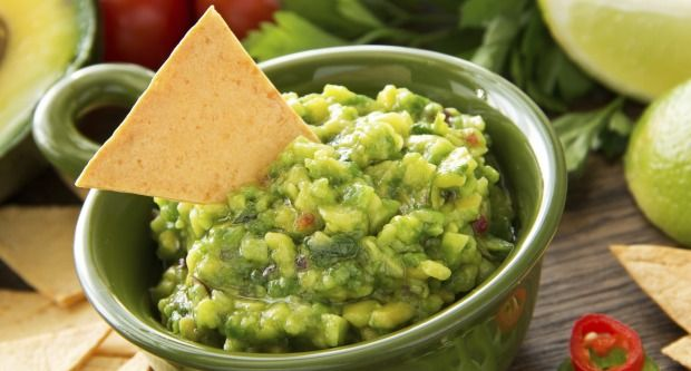 Mexican guacamole recipe by paddu ndtv food forumfinder Images