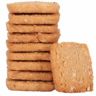 Oats and Almond Biscuits