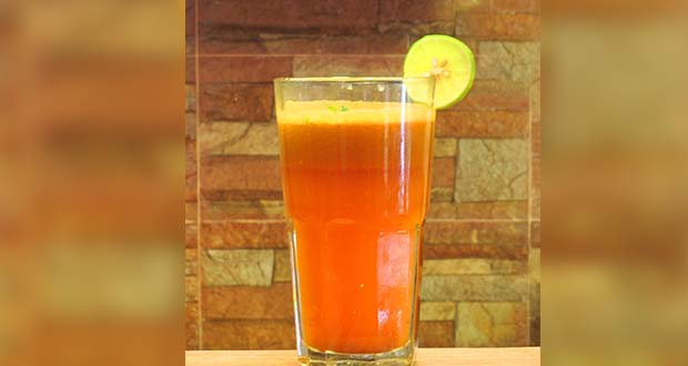 Recipe of Orange and Ginger Detox Drink
