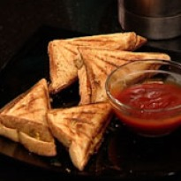 Paneer Toasty Sandwich Recipe