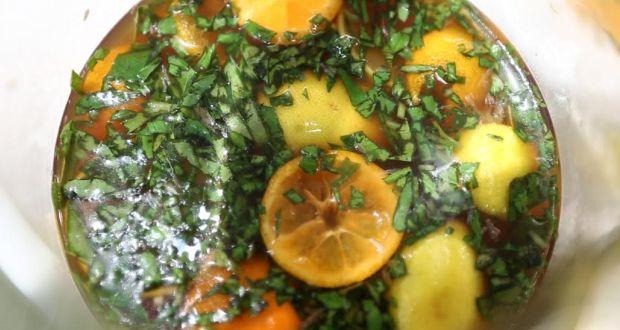 Recipe of Pannakam (My Yellow Table)