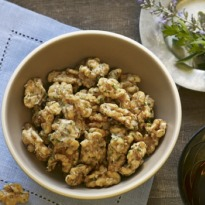 Recipe of Parmesan Herbed Walnuts
