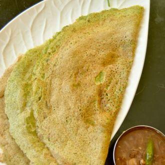 Recipe of  Moong Flour Pesarattu
