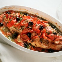 Recipe of Poisson Provencale