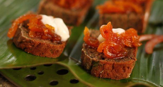 Ragi Wheat Bread