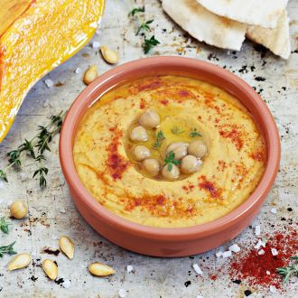 Recipe of Roasted Pumpkin Hummus